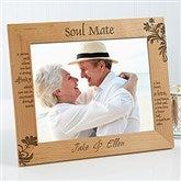 What Is A Soul Mate? Personalized Frame- 8 x 10 - 9622-L