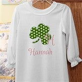Shamrock Initial© Youth Nightgown - 9627-NG
