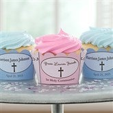 Precious Prayer© Personalized Cupcake Wrappers-Set of 24 - 9645