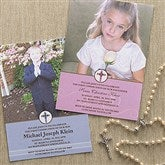 Special Day Photo Communion Invitations - 9662