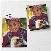 Puzzle of Love Personalized 252 Pc Photo Puzzle - Vertical - 9702-252V