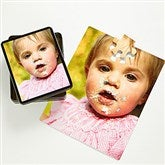 Pieces of Love Personalized 25 Pc Photo Puzzle & Tin - Vertical - 9702-25V