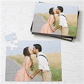 Puzzle of Love Personalized 25 Pc Photo Puzzle - Horizontal - 9702-25H