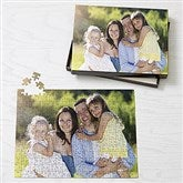 Puzzle of Love Personalized 252 Pc Photo Puzzle - Horizontal - 9702-252H