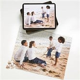 Pieces of Love Personalized 252 Pc Photo Puzzle & Tin - Horizontal - 9702-252H
