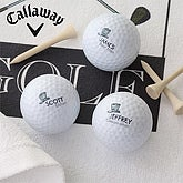 Wedding Party Golf Ball Set - Callaway® Warbird Plus - 9750-CW
