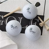 Wedding Party Golf Ball Set - Non Branded - 9750-B