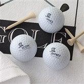 Wedding Party Golf Ball Set - Non Branded - 9750-B