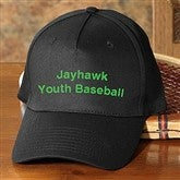 You Name It© Personalized Youth Hat - 9777-YH