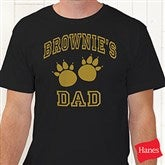 Who's Boss? Personalized Hanes® Adult T-Shirt - 9778-AT