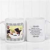 My Words To You Personalized Coffee Mug 11 oz.- White - 9844-W