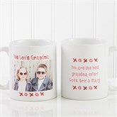 Loving You Personalized Photo Coffee Mug 11 oz.- White - 9847-S