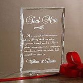 What Is A Soul Mate Personalized Keepsake - 9862
