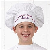 Junior Chef Personalized Chef Hat - 9886