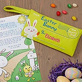 Letter From The Easter Bunny Embroidered Envelope - 16518