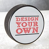 Design Your Own Personalized Hockey Puck - 16527