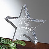 Eyes On The Stars Engraved Keepsake - 16718