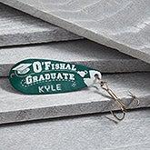 Personalized Graduation Fishing Lure - O'Fishal Graduate - 16721