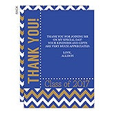Personalized Graduation Thank You Cards - School Memories - 16791