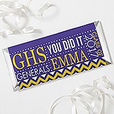 Personalized Graduation Candy Bar Wrappers - School Memories - 16795