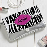 Personalized Wristlet - Animal Print - 16809