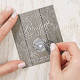 Personalized Bridal Shower Scratch Off Game - Rustic - 16843