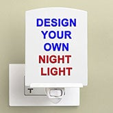 Design Your Own Personalized Night Light - 16853