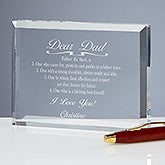 Engraved Keepsake For Dad - Nobody Like You - 16859