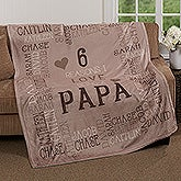 blankets pillows for grandparents personalizationmall com