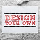 Design Your Own Personalized Pet Food Mat - 16906