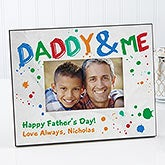 Personalized Picture Frame - Daddy & Me - 16918