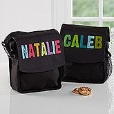 Personalized Lunch Tote - All Mine! - 16982