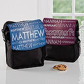 Personalized Lunch Tote - My Name - 16988