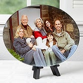 Personalized Photo Glass Platter - Favorite Photo - 17007