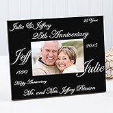 Anniversary Wishes© Personalized Frame