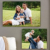 Personalize Chromoluxe Photo Metal Panels - Photo Memories - 17089