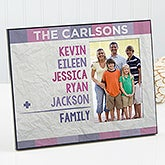 Personalized Photo Frame - Family Addition - 17105