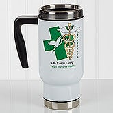 Personalized Commuter Travel Mug - Medical Specialties - 17168