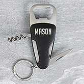 Personalized Multi-Tool Key Chain - 17190