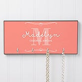 My Name Means... Personalized Necklace Holder - 17231