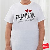 Personalized Grandma Apparel - Grandma Established - 17305
