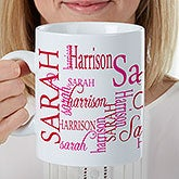 30oz Mega Mug - Personalized Coffee Mug For Her - 17336