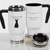 Personalized Commuter Travel Mug - A Best Friend - 17351