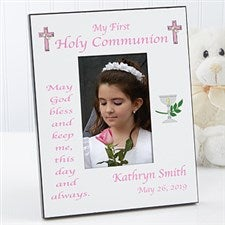 First Communion Frames Albums Personalization Mall