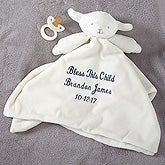 Personalized Lovable Lamb Blankie - 17511