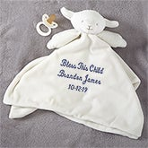 Personalized Lovable Lamb Blankie - 17511
