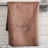 Personalized Hand Towels - Heart of Our Home - 17529