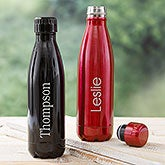 Personalied Stainless Steel 17oz. Water Bottles - 17554