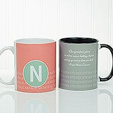 Custom Quote Coffee Mugs - 17556