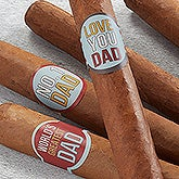 Personalized Cigar Labels For Dad - 17566
